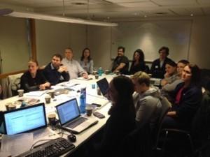 Daglig leder samling i Oslo 10.-11. februar