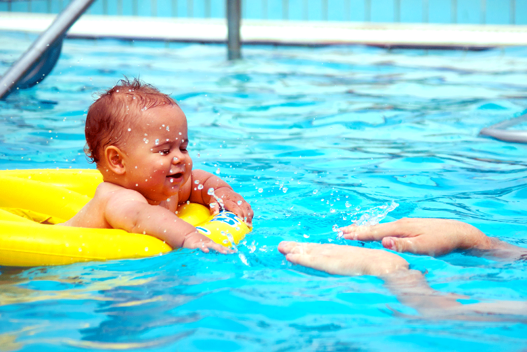 NSF babysvømming