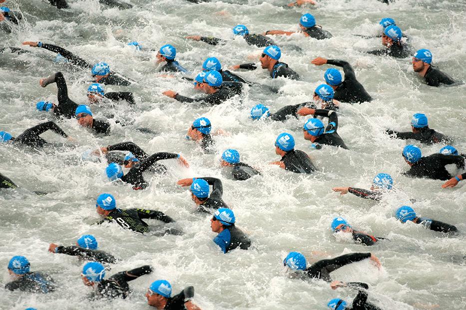 NSF open water start