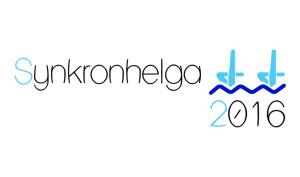 Logo synkronhelga 2016