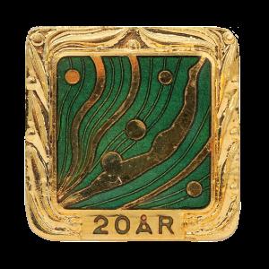 20 års knappen (200 meter)