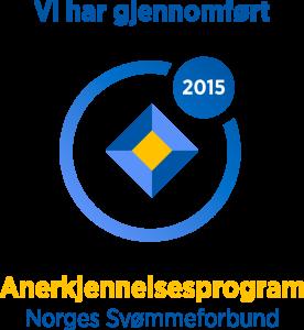 Logo Anerkjennelsesprogram 2015