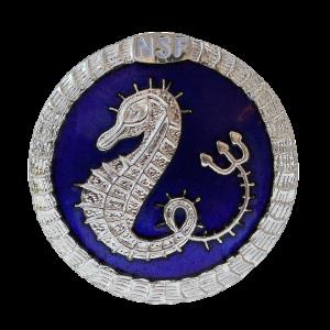 Havhest sølv