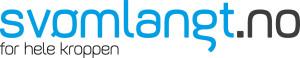 Logo Svøm langt
