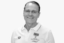 Petter Løvberg - landslagssjef Svømming