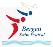 Logo bergen swim festival
