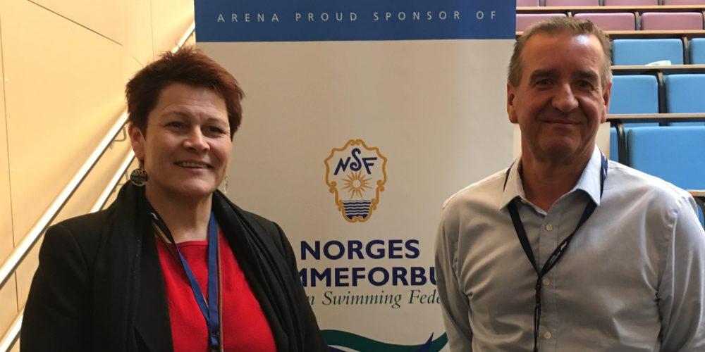 9b755967e Norges Svømmeforbund har fått ny president og nytt styre - Norges ...