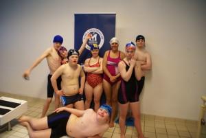 Klart for Landsstevnet i svømming for utviklingshemmede
