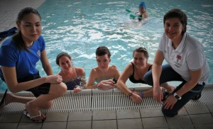 Svømmeforbundet på Ridderuka