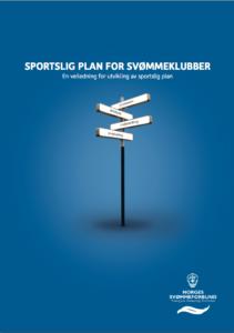 Forside veiledningshefte sportslig plan