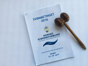 Klart for Svømmetinget