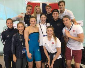 Oppsummering-EM i svømming i London