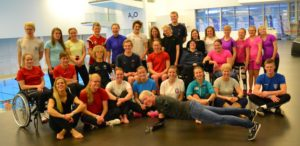 Åpen samling funksjonshemmede i Oslo 25.-27. november