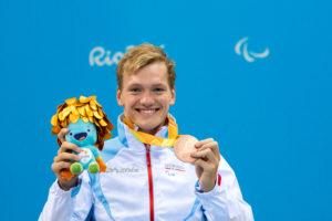 Bronse til Andreas Bjørnstad i Paralympics
