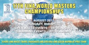 VM Masters Budapest 2017