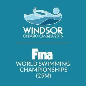 VM i svømming kortbane 2016