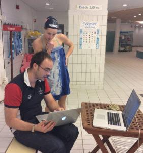 Testing og analyser i svømming