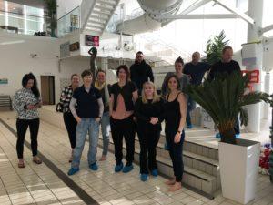 Daglig leder nettverket på samling i Bergen
