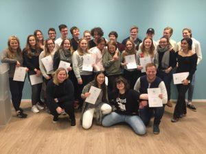 Ungt engasjement i Norges Svømmeforbund