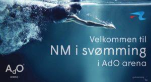 NM i svømming kortbane i Bergen