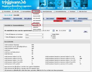 Samordnet søknad og rapportering (tidligere Idrettsregistreringen)