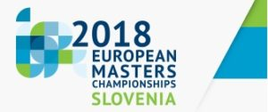 EM Masters 2018 i Slovenia