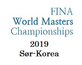 VM Masters Sør-Korea 2019