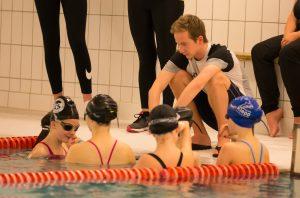 Er du vår nye kurslærer innen parasvømming/opplæring?