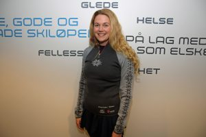 Ida Sandin – svømmetrener med ambisjoner