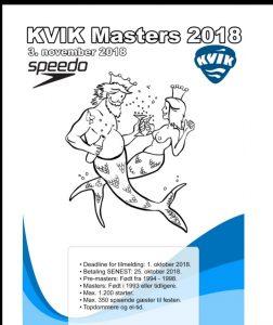 Åpne Københavnske Masters 2018
