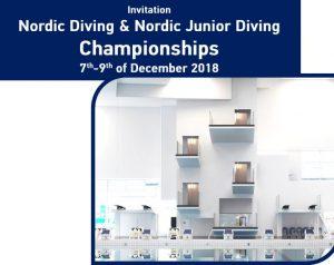 Nordisk mesterskap i stup 2018