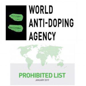 WADAs dopingliste for 2019 er sluppet