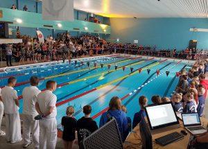 1293 utøvere deltok på LÅMØ
