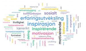 Erfaringsutveksling, inspirasjon og motivasjon på Kompetansehelga 2019!