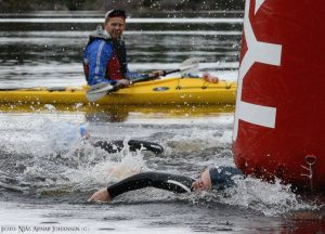 Sikkerhet i Open Water svømming