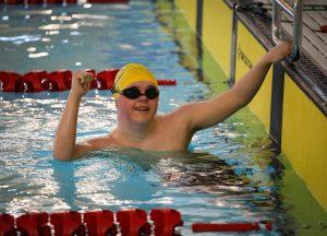 Tilskudd til deltakelse på Landsstevnet i svømming