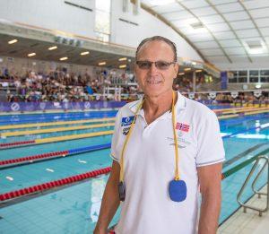 Petter Løvberg fortsetter som sjef for svømmelandslaget