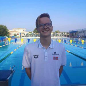 Gabriel Steen blir Para ung-ambassadør