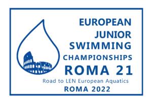 Uttak til EM junior i Roma Italia 6.-11. Juli 2021