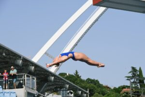 Caroline Kupka 205B på 10 meter